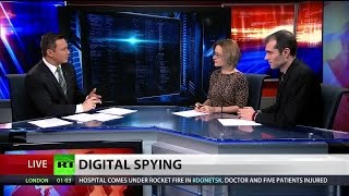 Snowden docs reveal UK spy agency spied on NBC News, NY Times, Washington Post