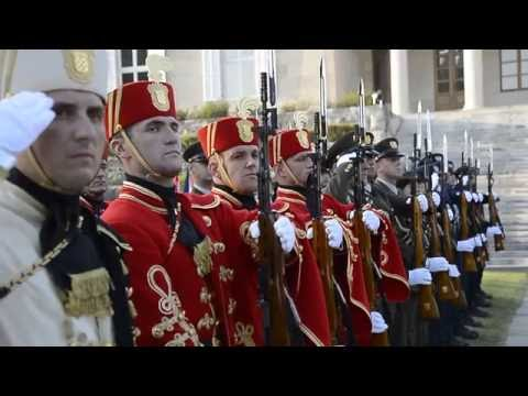 Opening Ceremony, NATO Military Committee Conference, Split, Croatia - 16 SEP 2016