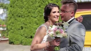 Asia & Dawid Teledysk Ślubny (COVER Pomimo Burz) Pan Młody Śpiewa !!!