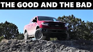 5 Things I LOVE And HATE About The New Ford Ranger Tremor!