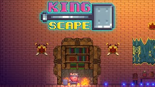 King Scape - HELP THE KING! (by Mohammad Jabbari) - iOS/Android - HD Gameplay Trailer