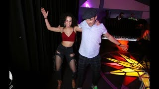 Dado Ibrakovic & Sophia Adalis - Salsa social dancing | Grazy Salsa Festival 2018