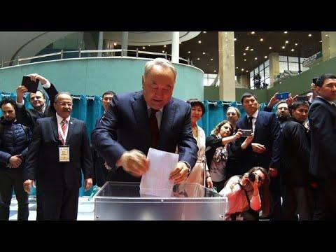 Kazakhstan: première présidentielle sous tension et sans Nazarbaïev | AFP News