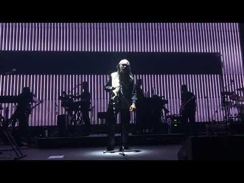 Massive Attack « Angel» Lyon Fourvière le 01/07/18...