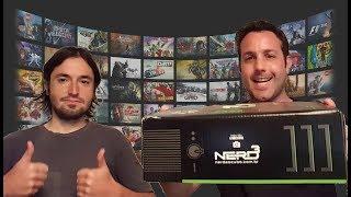 Unboxing NERD AO CUBO: GAMES (Outubro de 2017)