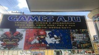 Baixar GAMES AJU Patrocinadora Oficial do Canal Junior Santos SurvivalGames