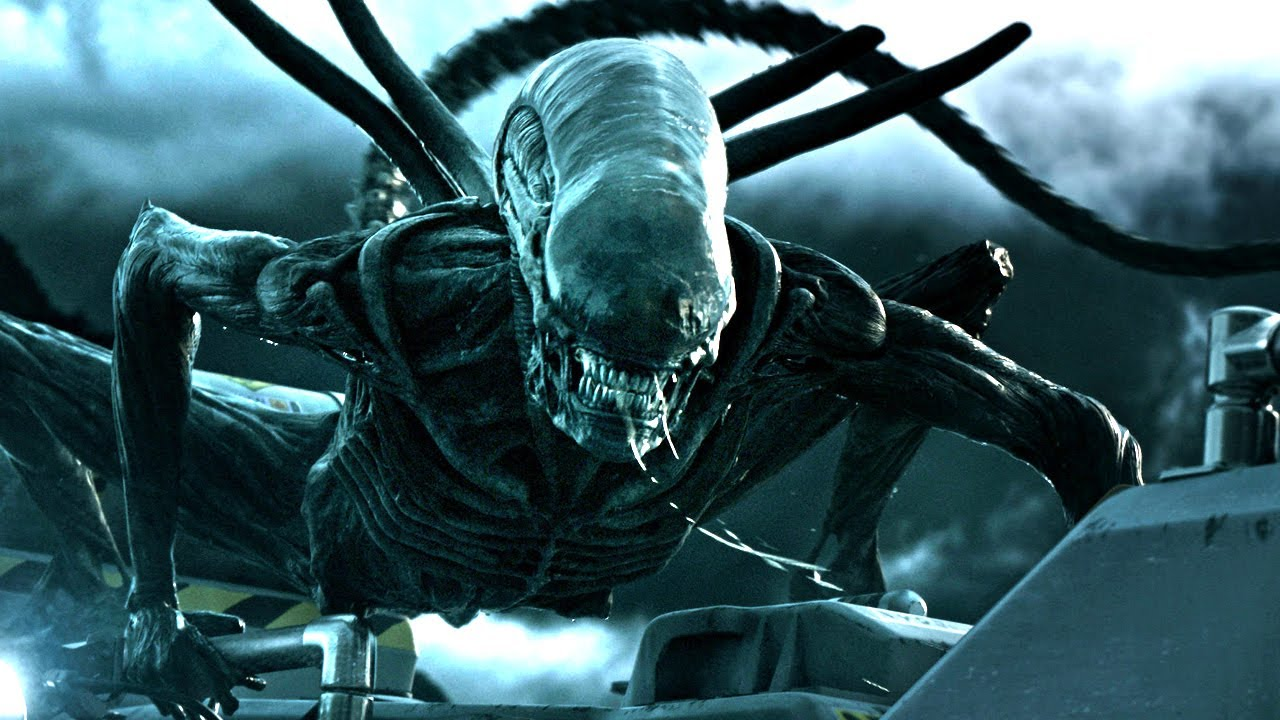Alien Hunger || Hollywood Hindi Dubbed Action Adventures Sci-Fi Movie
