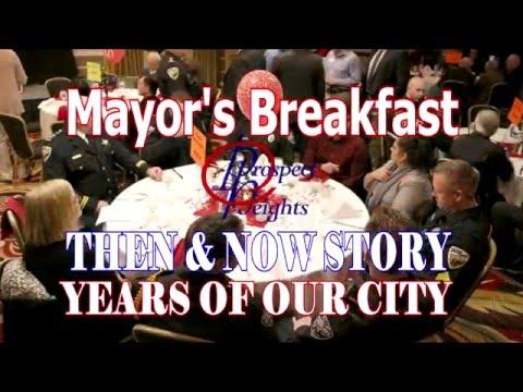 2016 Annual Mayor's Breakfast