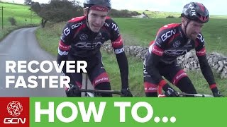 How To Recover Faster From Training | GCN