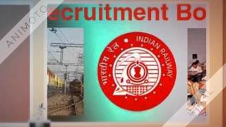 RRB Recruitment2016, RRB Recruitment, Railway jobs 2016 2017 Video
