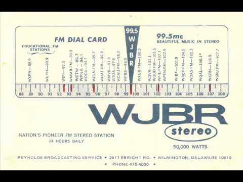 WJBR 99.5 FM Wilmington, Delaware