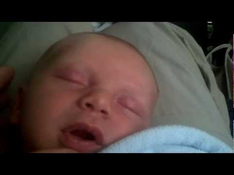 Baby Impersonates Kuato from Total Recall