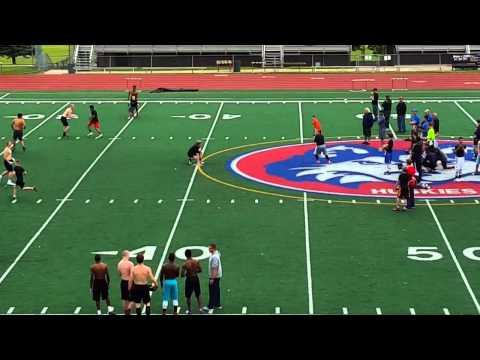 2015 - Omaha Elite Football Camp