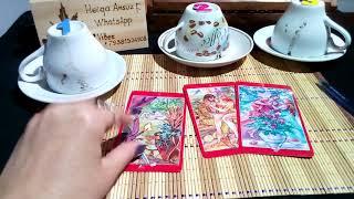 Его планы, действия и намерения в отношении вас! Кофе + карты!