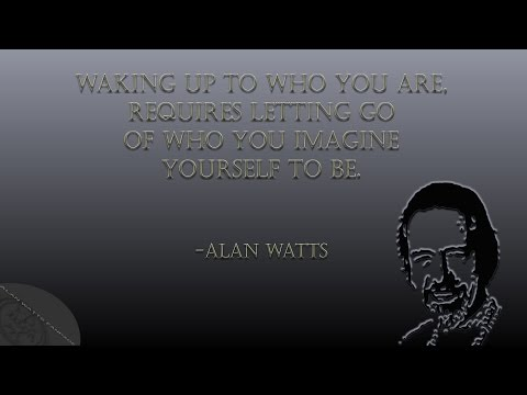 Alan Watts | Who am I?
