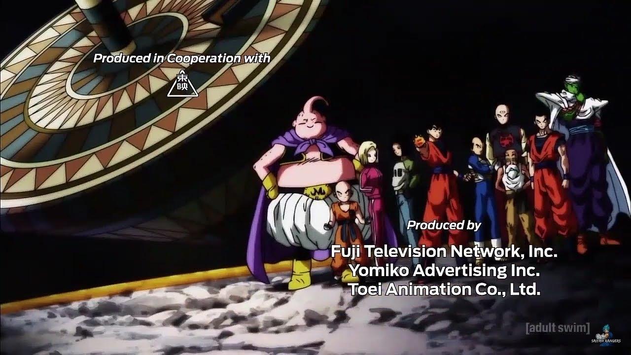 Dragon Ball Super: Opening 2 - Limit Break X Survivor | English Dub (Adult Swim)