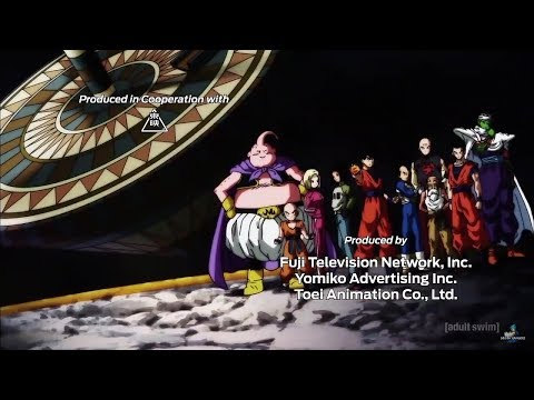 Dragon Ball Super: Opening 2 Limit Break X Survivor | ENGLISH DUB (Adult Swim)