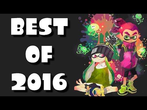 SPLATOON - BEST OF 2016