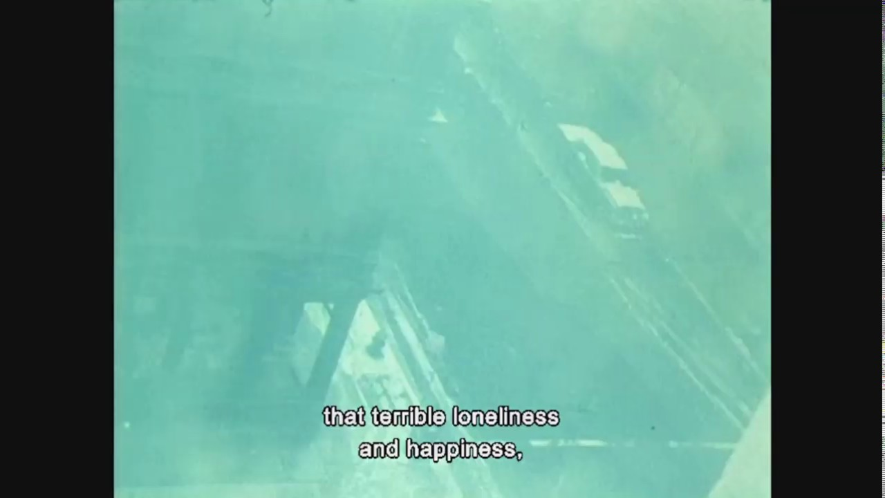As I Was Moving Ahead Occasionally I Saw Brief Glimpses Of Beauty Jonas Mekas Fragment Youtube