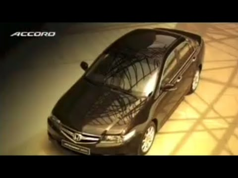 Honda Accord (FL) Reklamı 2006