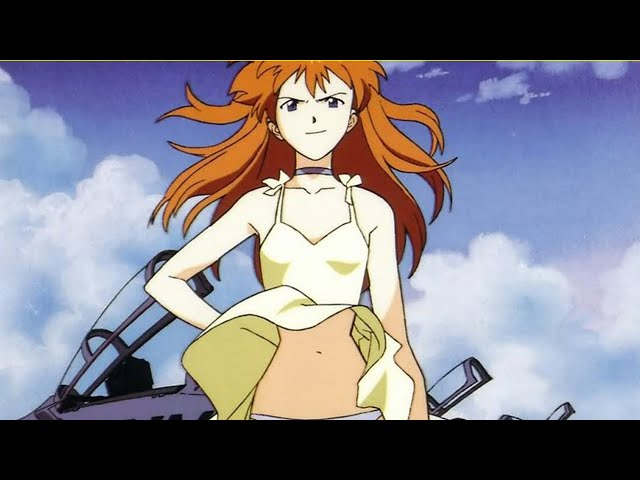 Asuka Changes Everything In Evangelion Eps 8 9 My Sword Is Unbelievably Dull