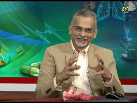 TV Doctor - Phone In Program with Cardiologist & Electrophysiologist Dr. V S Prakash | 26-02-202