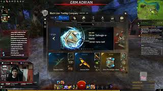 Highlight: Guild Wars 2 Group Fun - Early Leveling and WvW | 800 Gem Giveaway Stream #2
