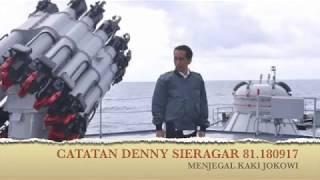 Download Video Denny Siregar Menjegal Kaki Jokowi MP3 3GP MP4