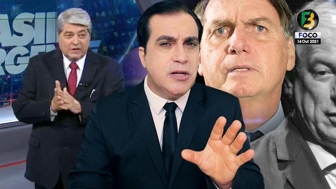 Bolsonaro e desafios, Datena fora da Band, Lula e Brizola na briga de Ciro e Dilma, Vacinação e mais