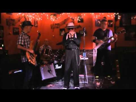 Jersey Slim At Virgilios' Hard Luck Blues