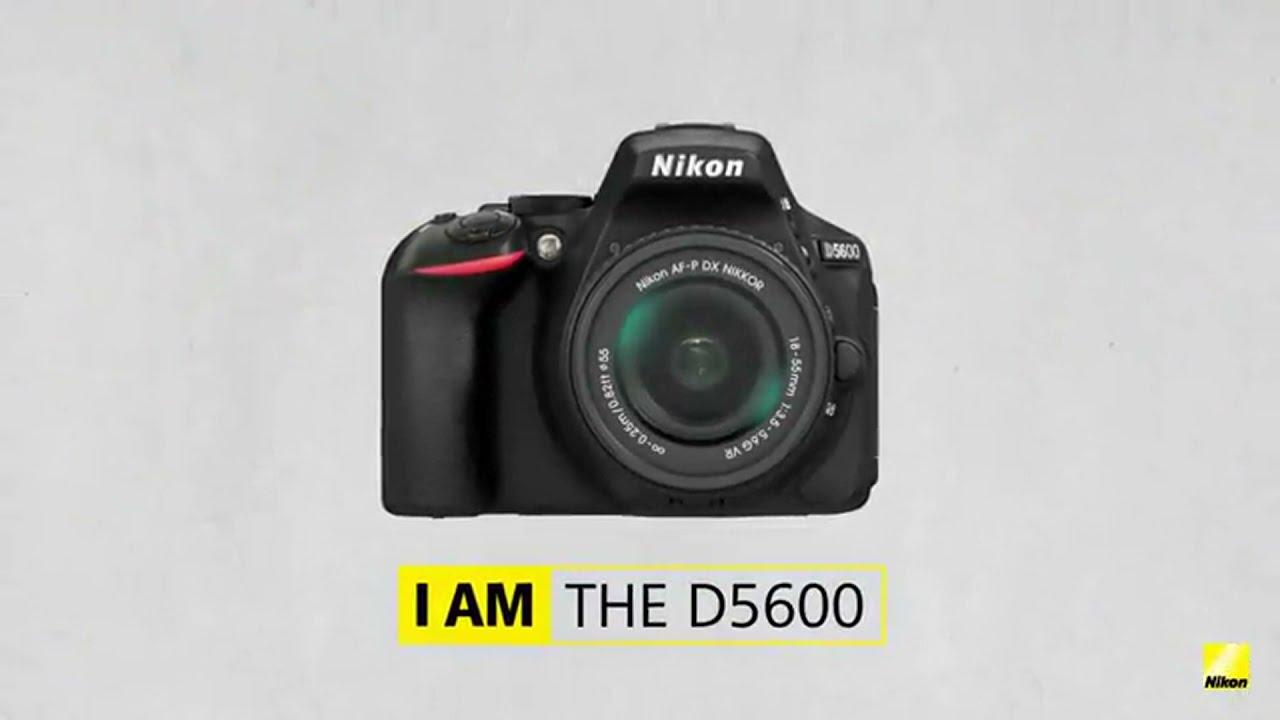 Nikon D3500 DX-Format DSLR Two Lens Kit with AF-P DX