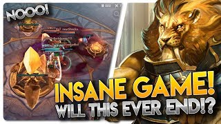 INSANELY CLOSE MATCH!! Vainglory 5v5 [Ranked] Gameplay - Glaive |WP| Top Lane Gameplay