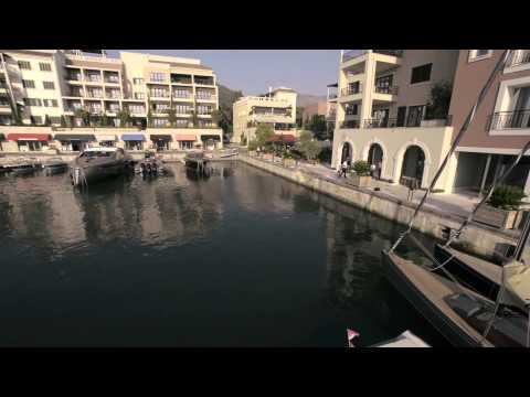 Mercedes Benz Style & SAM in Porto Montenegro