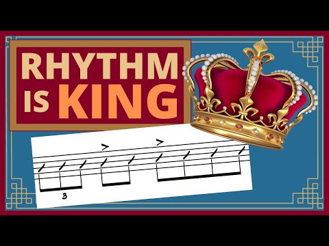 Rhythm is THE MOST Important Thing in Jazz