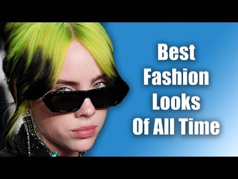Billie Eilish Best Fashion Looks Of All Time