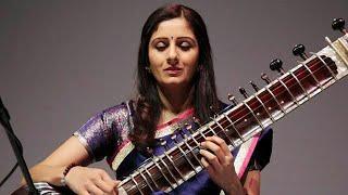 The Queen of Sitar | Roopa Panesar |1| Raga Kaunsi Kanada alap