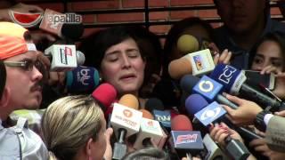 Patricia Ceballos habla de la condición de Casa por Cárcel de Daniel Ceballos