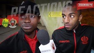 Les réactions après Nantes - Nice (1-1)