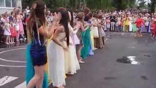 Танцевальный батл 11-В. Выпускной 2014. КГ№91