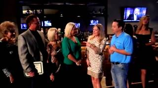 Bootjack Bar Ribbon Cutting Ceremony
