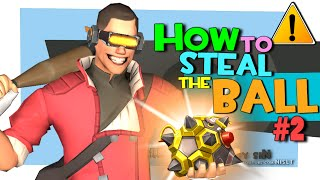 TF2: How to steal the ball #2 [PASS Time gamemode Exploit]