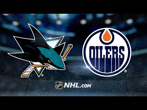 Strome scores twice as Oilers defeat Sharks, 5-3