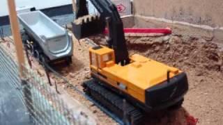 Excavación Volvo Ec 650.avi thumbnail