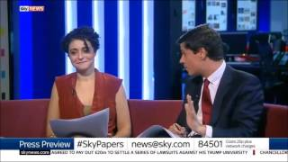 Milo on Trump and UK US Relationship