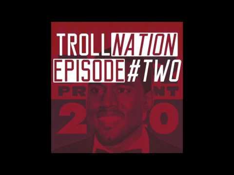 Troll Nation Podcast - Episode 2: Christmas Cocaine & Kanye West