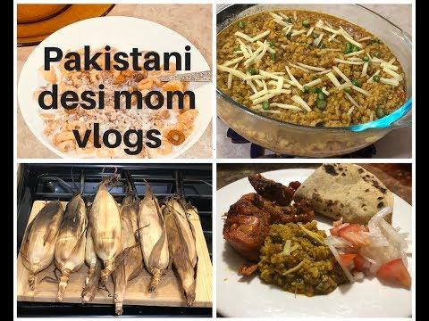 APP ki FARMAISH Vlog/Pakistani Desi Mom vlogs/Mash ki Daal