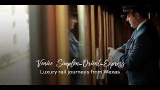 Wexas rail event: Belmond trains