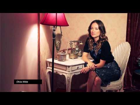 NKPR IT Lounge Portrait Studio 2013 Presenting Caitlin Cronenberg
