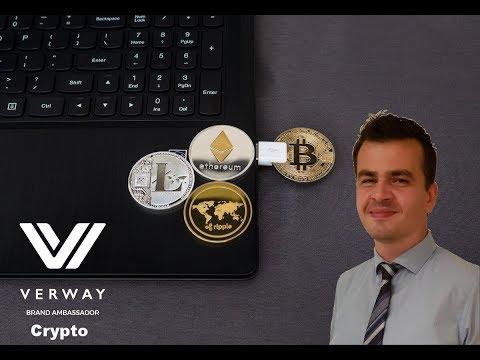 Verway World | Verway Crypto Webinar Aufzeichnung vom 18.04 | Levent Pala