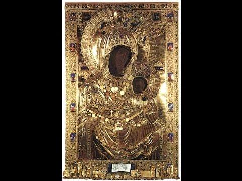 Иверская икона Божьей Матери молитва